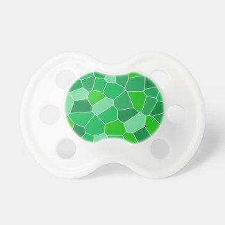Neues modernes Bio Muster Schnuller