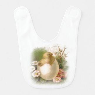 Neues Ostern-Küken Lätzchen