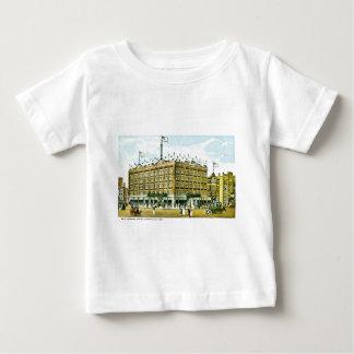 Neues Vendome Hotel, Evansville, Inidana Baby T-shirt