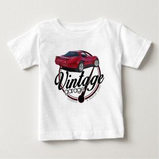 neues Vintages Garage vette Baby T-shirt