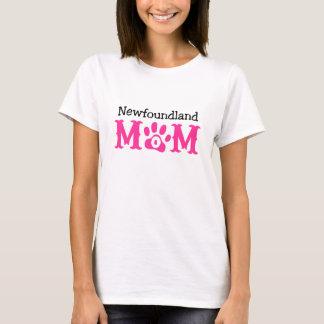 Neufundland-Mamma-Kleid T-Shirt