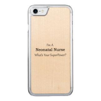 Neugeborene Krankenschwester Carved iPhone 8/7 Hülle