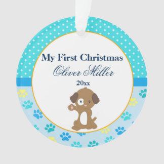 Neugeborener erster ornament