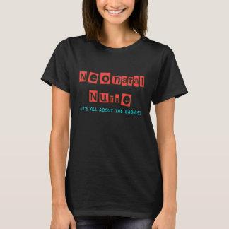 Neugeborener Krankenschwester-T - Shirt