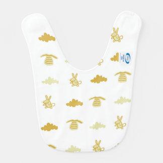 Neugeborener neutraler Baby-Schellfisch CUBs Babylätzchen