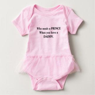 Neugeborenes Ballettröckchen Baby Strampler