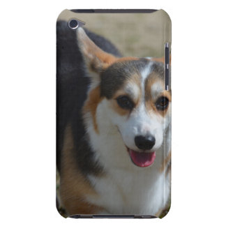 Neugieriger Corgi iPod Case-Mate Case