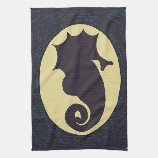 Neuheits-Seepferd Handtuch