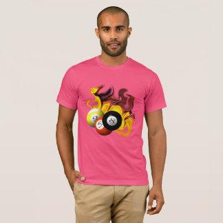 NEUN BALL-FEUER T-Shirt