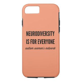 Neurodiversity ist für jeder Fall iPhone 8/7 Hülle