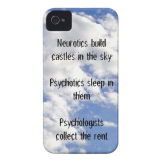 Neurotics-Gestalt-Schlösser im Himmel iPhone 4 Hülle