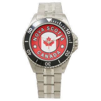 Neuschottland Kanada Uhr