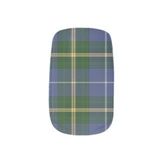 Neuschottlandtartan-Nagel-Verpackungs- u. Minx Nagelkunst