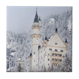 Neuschwanstein-Schloss Fliese