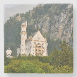Neuschwanstein-Schloss im Bayern Deutschland Steinuntersetzer
