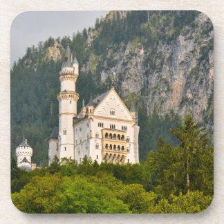 Neuschwanstein-Schloss im Bayern Deutschland Untersetzer