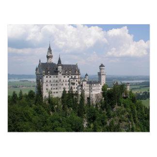 Neuschwanstein-Schloss-Postkarte Postkarte