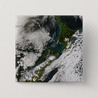 Neuseeland 3 quadratischer button 5,1 cm