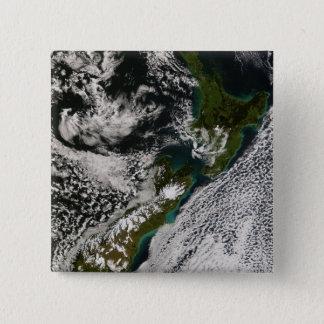 Neuseeland 5 quadratischer button 5,1 cm