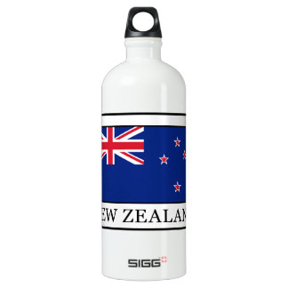 Neuseeland Aluminiumwasserflasche