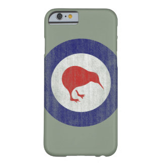 Neuseeland-Emblem iPhone 6 Fall Barely There iPhone 6 Hülle