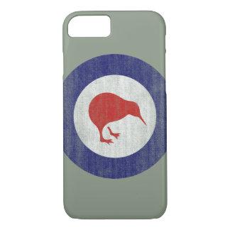 Neuseeland-Emblem iPhone 7 Fall iPhone 7 Hülle