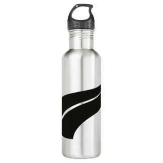 Neuseeland-Farnwasserflasche Edelstahlflasche