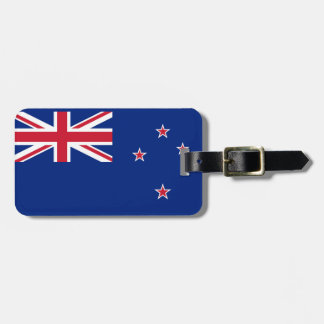 Neuseeland-Flagge Gepäckanhänger