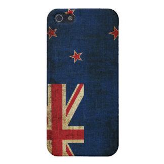 Neuseeland-Flagge Etui Fürs iPhone 5