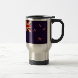 Neuseeland-Flagge Reisebecher