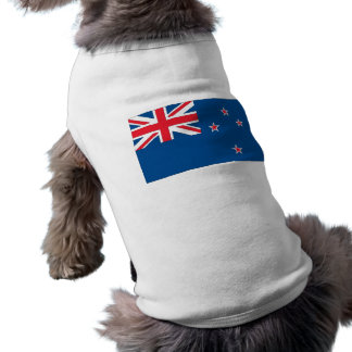 Neuseeland-Flagge Shirt