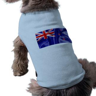 Neuseeland-Flagge Top