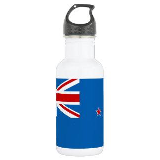 Neuseeland-Flagge Trinkflasche