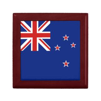 Neuseeland-Flaggen-Geschenkboxen Erinnerungskiste