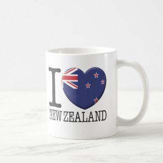 Neuseeland Kaffeetasse
