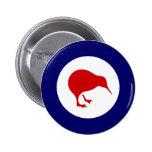 Neuseeland-Kiwi roundel Militärluftfahrt-Abzeichen