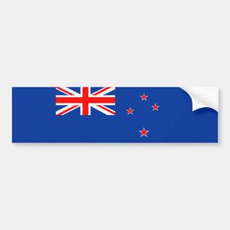 Neuseeland-Landesflaggenationssymbol Autoaufkleber