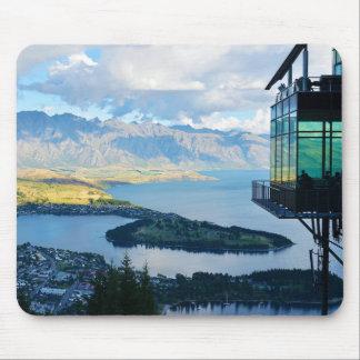 Neuseeland-Landschaft Mauspads