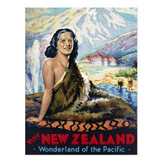 Neuseeland: Märchenland des Pazifiks Postkarte