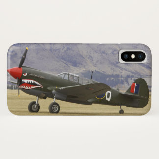 Neuseeland, Otago, Wanaka, Warbirds über 5 iPhone X Hülle