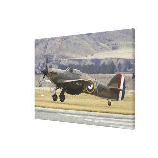 Neuseeland, Otago, Wanaka, Warbirds über 6 Gespannte Galeriedrucke