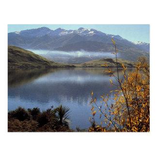 Neuseeland Postkarte