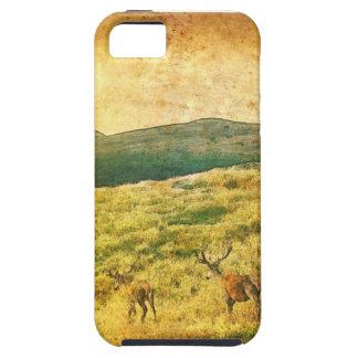 Neuseeland-Rotwild gestalten - iPhone Kasten, 5s Schutzhülle Fürs iPhone 5