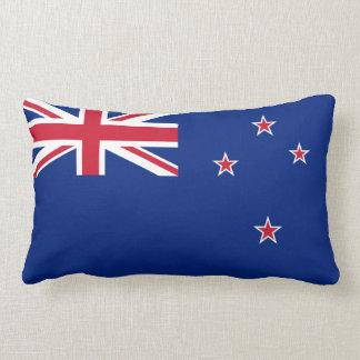 Neuseeländisches (Kiwi) Flaggenkissen Lendenkissen