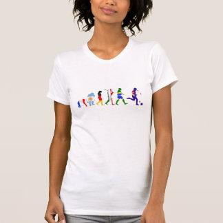 Neuseelandweltbrasilien-Fußball-Geschenk 2014 T-Shirt