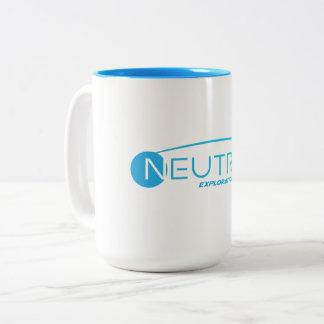 Neutron-Erforschungs-Systems-Tasse Zweifarbige Tasse