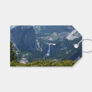 Nevada-Fälle von der Panorama-Spur Yosemite Geschenkanhänger