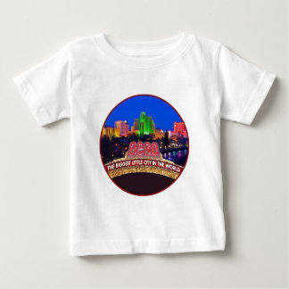 NEVADA Reno Baby T-shirt