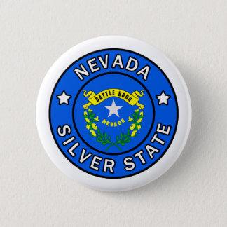 Nevada Runder Button 5,1 Cm
