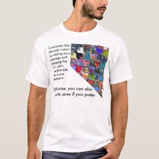 Nevada-Shirt - Gewohnheit mit Wahl oder anderer T-Shirt